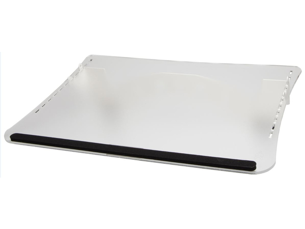 R-Go Tools Clear Copy Dokumentenhalter, Weiß, 320 mm, 470 mm, 115 mm, 1,23 kg, 350 mm