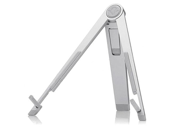 R-Go Tools Tabletständer, Stahl, Silber