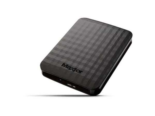 Maxtor  8.9cm   2TB USB3.0 D3 Station Black extern retail