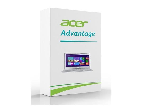 Acer Care Plus Carry-in Virtual Booklet - Serviceerweiterung - Arbeitszeit und Ersatzteile - 3 Jahre - Pick-Up & Return - mit 3 Jahre Internationale Reisegarantie + 3 Jahre Versprechen auf ung