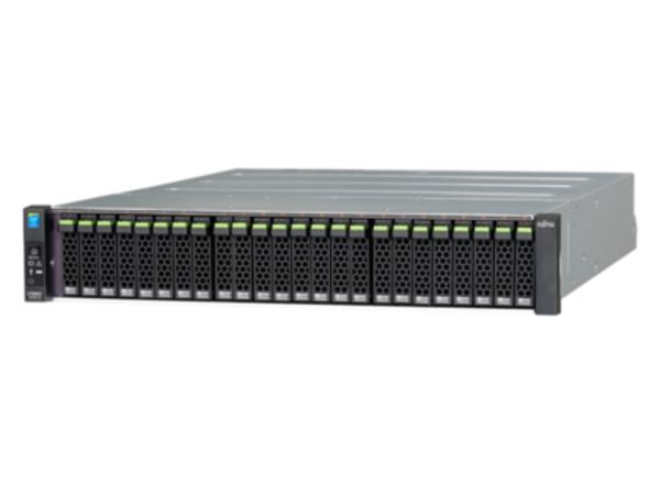 Fujitsu ETERNUS DX 60 S3 - Festplatten-Array - 24 Schächte (SAS-2) - iSCSI (10 GbE) (extern) - Rack - einbaufähig