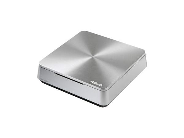 ASUS Vivo PC VM42 - Mini-PC - 1 x Celeron 2957U / 1.4 GHz - RAM 2 GB - SSD 32 GB - HD Graphics