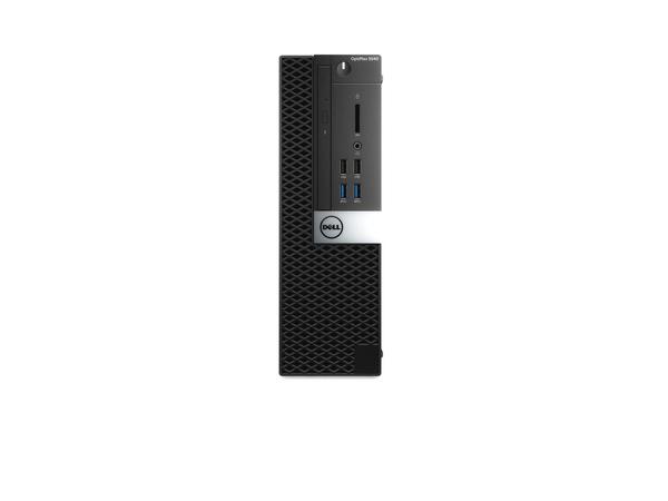 Dell OptiPlex 5040 - SFF - 1 x Core i5 6500 / 3.2 GHz - RAM 8 GB - HDD 500 GB - DVD-Writer - HD Graphics 530 - GigE - Win 7 Pro 64-bit (mit Win 10 Pro 64-bit Lizenz) - Monitor: keiner - BTS