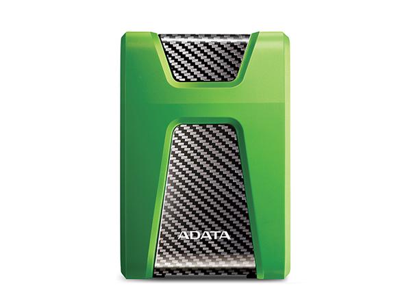ADATA Durable HD650X - Festplatte - 2 TB - extern (tragbar) - 6.4 cm (2.5