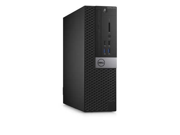 Dell OptiPlex 3040 - SFF - 1 x Core i3 6100 / 3.7 GHz - RAM 4 GB - HDD 500 GB - DVD-Writer