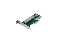 Lenovo ThinkStation M.2 SSD Adapter - Schnittstellenadapter - M.2 (M.2) - Expansion Slot to M.2 (Expansion Slot to M.2) - M.2 Card - PCIe 3.0 x4