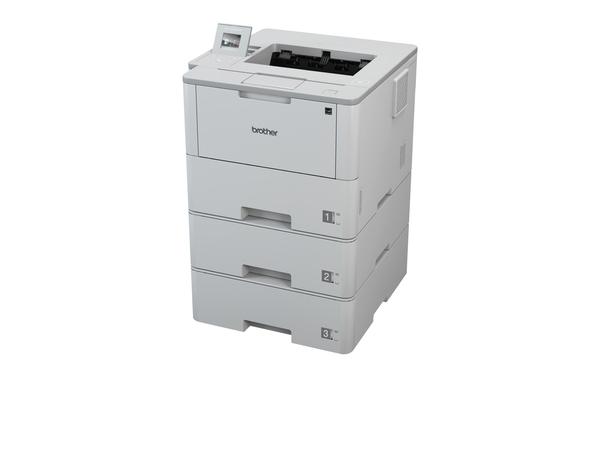 Brother HL-L6400DWTT, BR-Script 3, Epson FX, IBM ProPrinter, PCL 6, PDF 1.7, 1200 x 1200 DPI, Laser, A4, Normales Papier, Recyclingpapier, Dickes Papier, Dickeres Papier, Dünnes Papier, Briefu