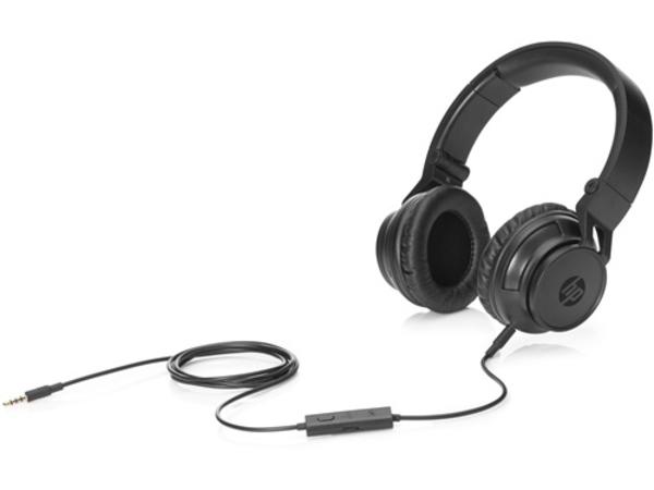HP H3100 - Headset - Full-Size - Schwarz - für Slimline; x360