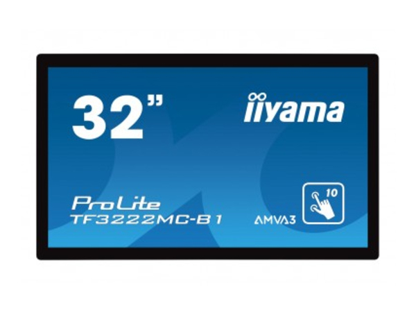 Iiyama ProLite TF3222MC-B1 - LED-Monitor - 81.3 cm (32