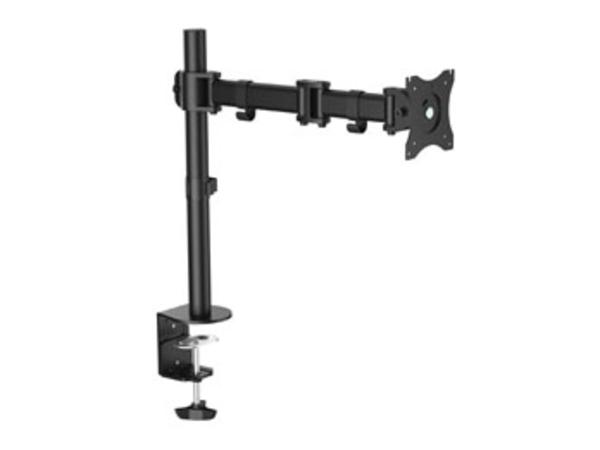 Equip Life - Befestigungskit (Gelenkarm, Tischmontage, Montage für uneingeschränkte Bewegung, VESA-Adapter) für LCD-Display - Bildschirmgröße: 33-68.6 cm (13