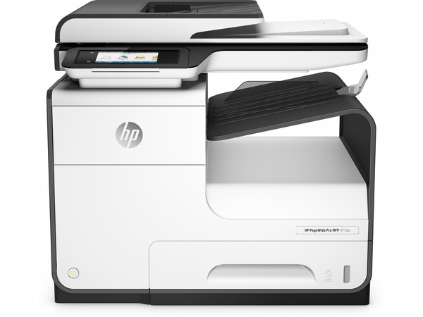 HP PageWide Pro 477dw - Multifunktionsdrucker - Farbe - Tintenstrahl - Legal (216 x 356 mm) (Original) - A4/Legal (Medien)