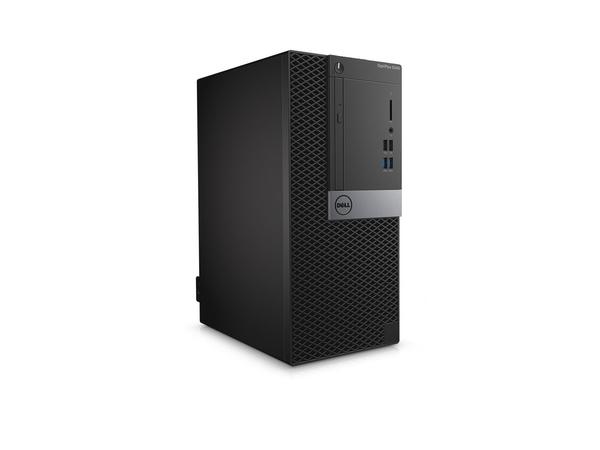 Dell OptiPlex 5040 - MT - 1 x Core i3 6100 / 3.7 GHz - RAM 4 GB - HDD 500 GB - DVD-Writer