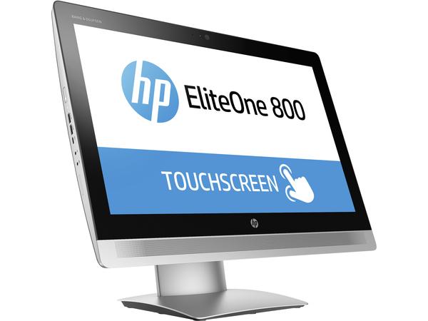 HP EliteOne 800 G2 - All-in-One (Komplettlösung) - 1 x Core i5 6500 / 3.2 GHz - RAM 8 GB - HDD 500 GB - DVD SuperMulti