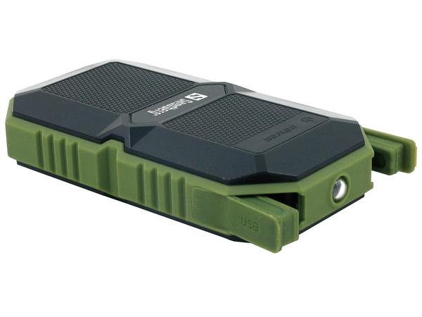 Sandberg PowerBank 6000 - Ladegerät Li-Ion 6000 mAh - 2.1 A (USB (nur Strom))