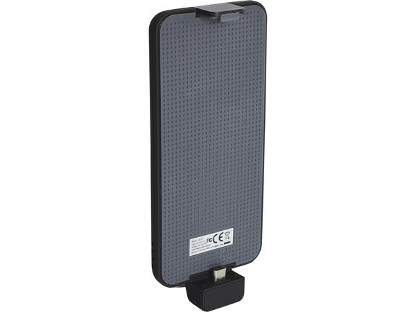 Sandberg Solar PowerBack 3000 - Externer Akku-Pack - solar 3000 mAh - 1 A (Mikro-USB Typ B (nur Strom))