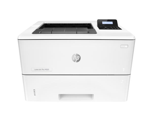 HP LaserJet Pro M501dn - Drucker - monochrom - Duplex - Laser - A4/Legal