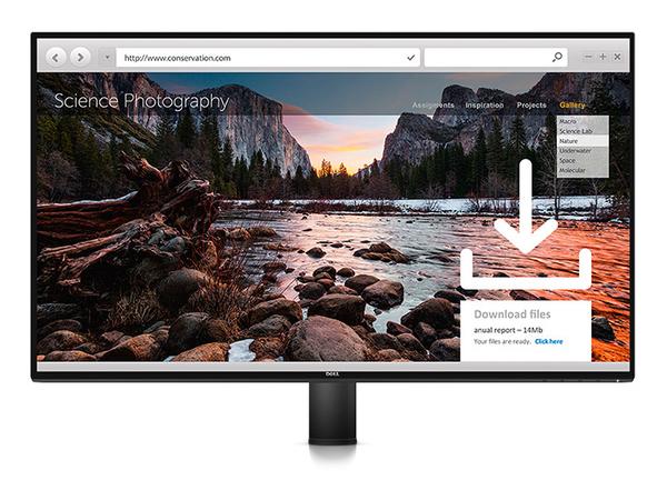 Dell UltraSharp U2717DA - LED-Monitor - 68.6 cm (27