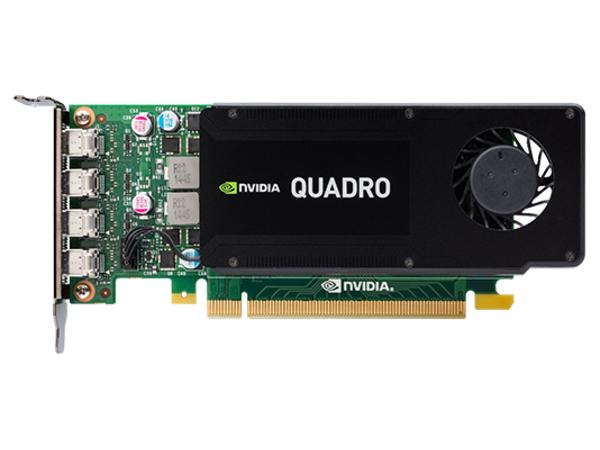 NVIDIA Quadro K1200 - Grafikkarten - Quadro K1200 - 4 GB Low Profile