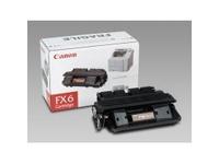 Canon FX-6 - Schwarz - Original - Tonerpatrone - für FAX L1000; LASER CLASS 3170, 3170MS, 3175, 3175MS