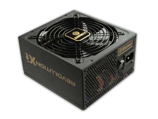 Enermax Revolution Xt II ERX450AWT - Stromversorgung (intern) - ATX12V 2.4 - 80 PLUS Gold - Wechselstrom 100-240 V - 450 Watt