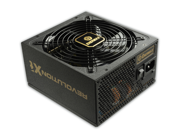 Enermax Revolution Xt II ERX650AWT - Stromversorgung (intern) - ATX12V 2.4 - 80 PLUS Gold - Wechselstrom 100-240 V - 650 Watt