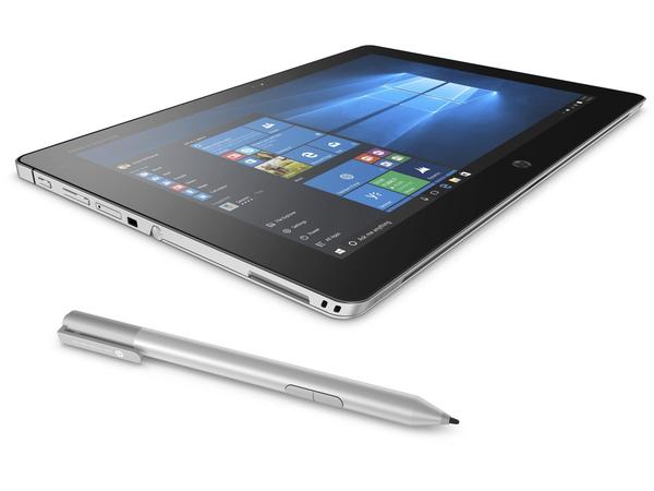 HP Elite x2 1012 G1 + Travel Keyboard, 1,1 GHz, Intel Core M, m5-6Y54, 4 MB, 2,7 GHz, OPI