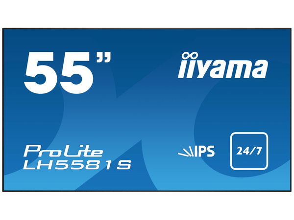 Iiyama ProLite LH5581S-B1 - 140 cm (55