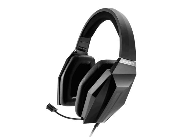 Gigabyte Force H7 - Headset - 5.1-Kanal - Full-Size - USB