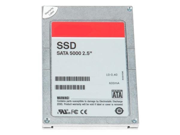 Dell - Solid-State-Disk - 128 GB - intern - SATA - für Alienware 13 R2; Inspiron 13 5368, 15 N5010, 15R N5110, 3452, 54XX, 55XX, 5758, 7459, 75XX