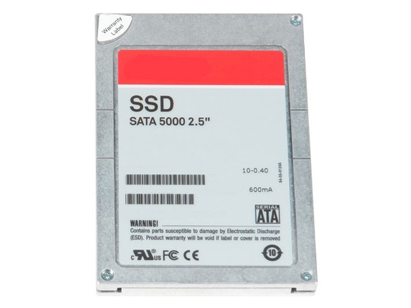 Dell - Solid-State-Disk - verschlüsselt - 512 GB - intern - 6.4 cm (2.5