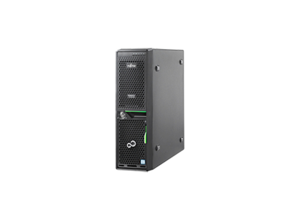 Fujitsu PRIMERGY TX1320 M2 - Server - USFF - 1-Weg - 1 x Xeon E3-1220V5 / 3 GHz - RAM 16 GB