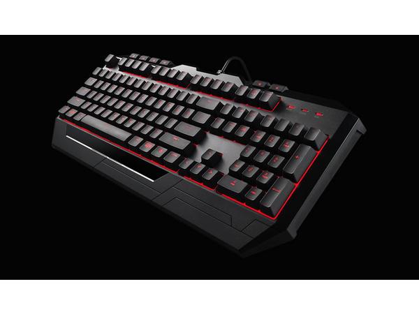 Cooler Master Devastator 2 - Tastatur-und-Maus-Set - USB - Deutsch - Schwarz