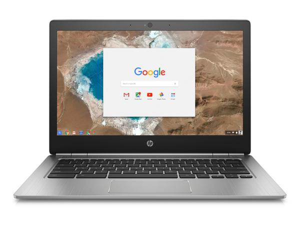HP Chromebook 13 G1 - Core m3 6Y30 / 900 MHz - Chrome OS - 4 GB RAM - 32 GB eMMC - 33.8 cm (13.3