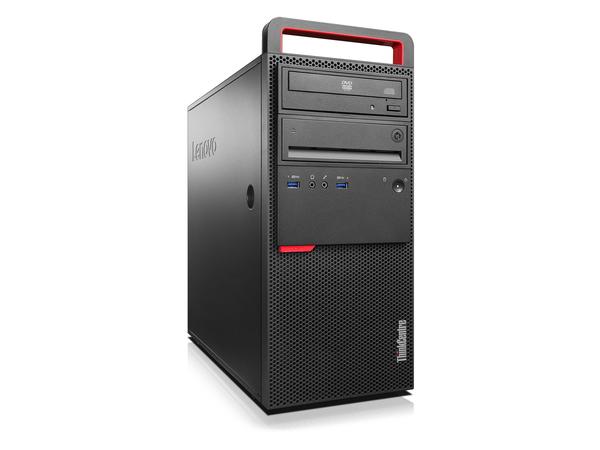 Lenovo ThinkCentre M900 10FD - MT - 1 x Core i5 6500 / 3.2 GHz - RAM 8 GB - SSD 256 GB - TCG Opal Encryption 2