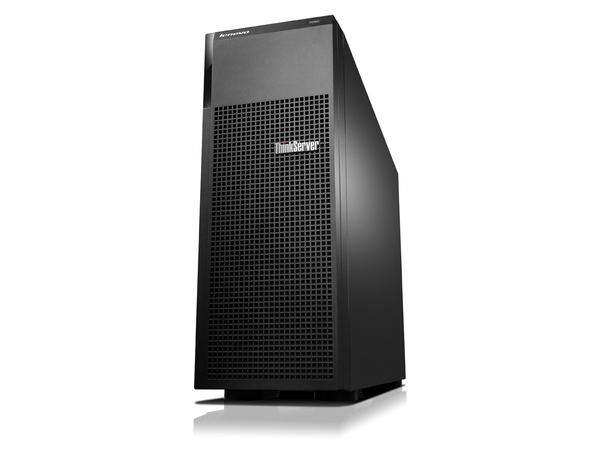 Lenovo ThinkServer TD350 70DG - Server - Tower - 4U - zweiweg - 1 x Xeon E5-2609V4 / 1.7 GHz