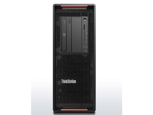 Lenovo ThinkStation P710 30B7 - Tower - 1 x Xeon E5-2630V4 / 2.2 GHz - RAM 8 GB - SSD 512 GB - DVD-Writer