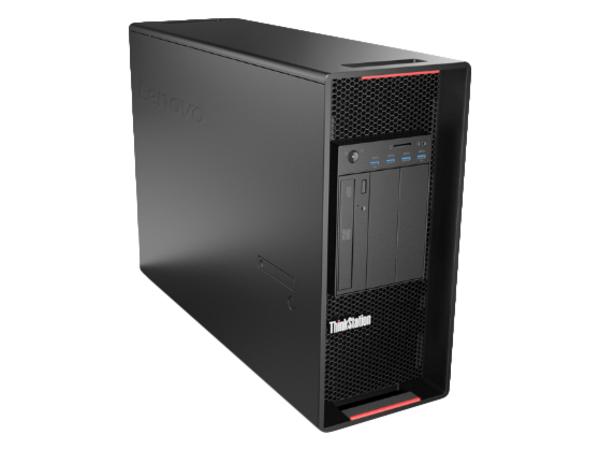 Lenovo ThinkStation P910 30B9 - Tower - 2 x Xeon E5-2630V4 / 2.2 GHz - RAM 32 GB - SSD 512 GB - DVD-Writer