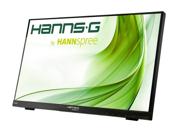 HANNS.G HT Series HT225HPB - LED-Monitor - 54.6 cm (21.5