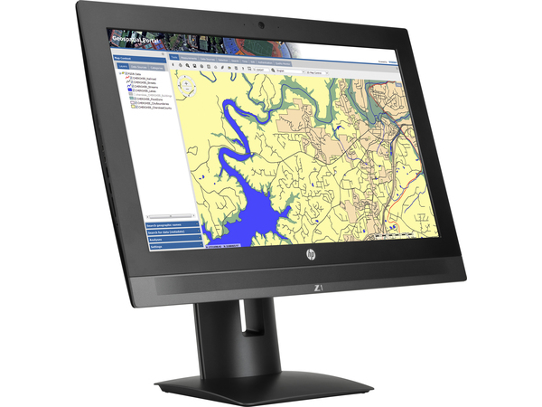 HP Workstation Z1 G3 - All-in-One (Komplettlösung) - 1 x Core i5 6500 / 3.2 GHz - RAM 8 GB - HDD 1 TB - HD Graphics 530