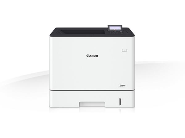 Canon i-SENSYS LBP712Cx - Drucker - Farbe - Duplex - Laser - A4/Legal - 9600 x 600 dpi - bis zu 38 Seiten/Min. (s/w) / bis zu 38 Seiten/Min. (Farbe) - Kapazität: 650 Blätter - USB 2.0, Gigabit