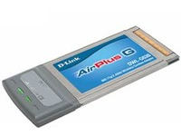 AirPlus G DWL-G630 Wireless Cardbus Adapter