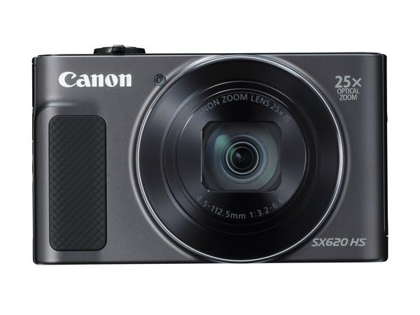 Canon PowerShot SX620 HS - Digitalkamera - Kompaktkamera - 20.2 MPix - 1080p / 30 BpS - 25x optischer Zoom