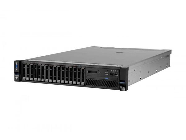 Lenovo System x3650 M5 8871 - Server - Rack-Montage - 2U - zweiweg - 1 x Xeon E5-2620V4 / 2.1 GHz