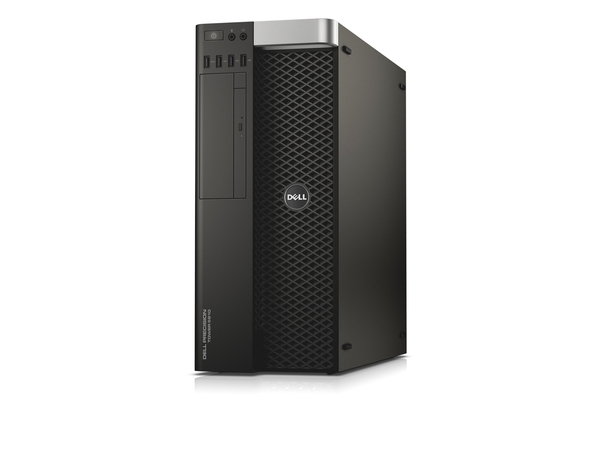 Dell Precision Tower 5810 - MDT - 1 x Xeon E5-1620V3 / 3.5 GHz - RAM 16 GB - HDD 1 TB - DVD-Writer