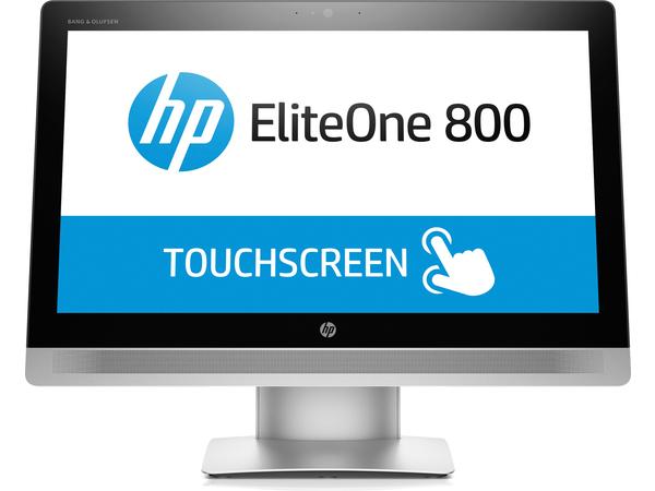HP EliteOne 800 G2 - All-in-One (Komplettlösung) - 1 x Core i5 6500 / 3.2 GHz - RAM 8 GB - Hybrid-Laufwerk 1 TB (8 GB) - DVD SuperMulti