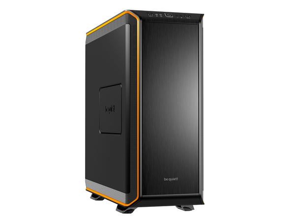 be quiet! Dark Base 900 - Midi Tower - Erweitertes ATX - ohne Netzteil - orange - USB/Audio