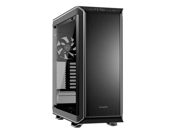 be quiet! Dark Base Pro 900 - Midi Tower - Erweitertes ATX - ohne Netzteil - Silber - USB/Audio