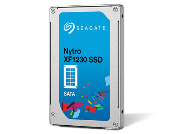 Seagate Nytro XF1230 XF1230-1A0960 - Solid-State-Disk - 960 GB - intern - 6.4 cm ( 2.5