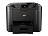 Canon MAXIFY MB5455 - Multifunktionsdrucker - Farbe - Tintenstrahl - A4 (210 x 297 mm), Legal (216 x 356 mm) (Original) - A4/Legal (Medien) - bis zu 22 Seiten/Min. (Kopieren) - bis zu 24 ipm (