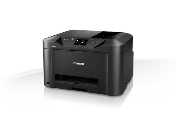 Canon MAXIFY MB5155 - Multifunktionsdrucker - Farbe - Tintenstrahl - A4 (210 x 297 mm), Legal (216 x 356 mm) (Original) - A4/Legal (Medien) - bis zu 22 Seiten/Min. (Kopieren) - bis zu 24 ipm (